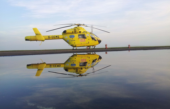 Going Further For Yorkshire Air Ambulance   Case Study