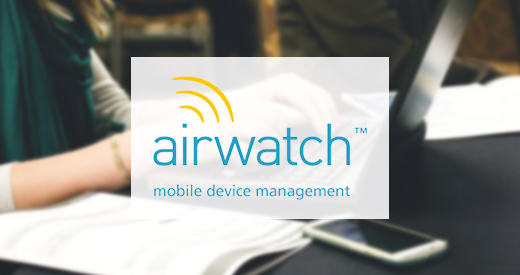 AirWatch MDM Services And Solutions | Intouch Advance