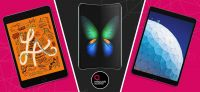 Galaxy Fold, iPad Air & iPad Mini Now Available To Intouch Advance Customers