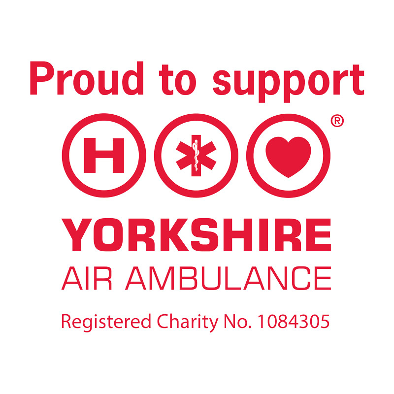 Supporting The 'Yorkshire Air Ambulance' | Intouch Advance