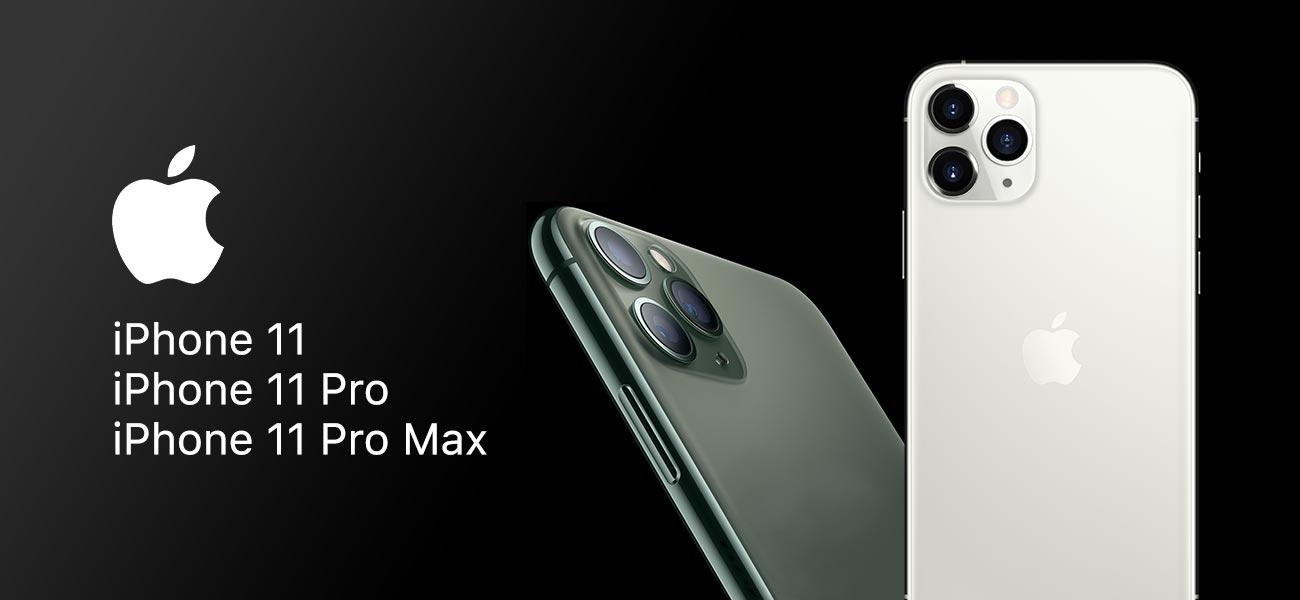 Apple Announce The Revolutionary iPhone 11 Range