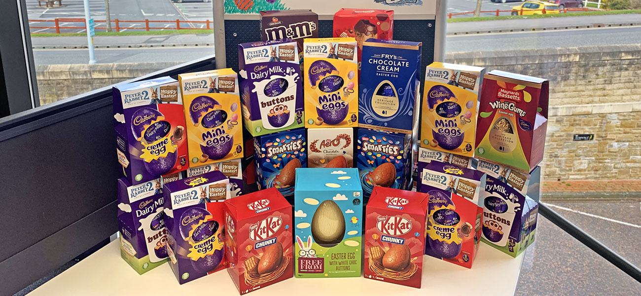 JCI Easter Egg Collection 2020